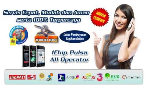 Java Pulsa PPOB Murah Lengkap