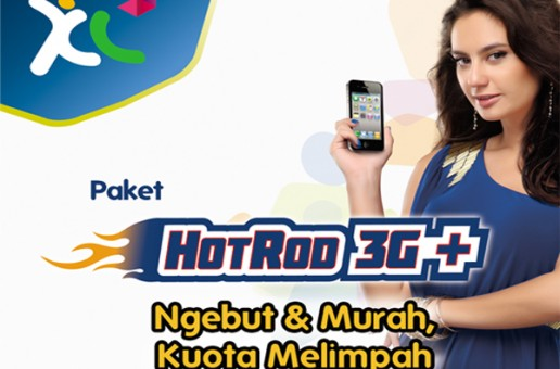 Java Pulsa Sedia Paket XL Data 2GB Unlimited Murah