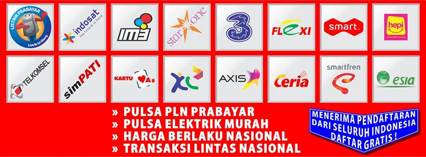 Pulsa Telkomsel Nasional Murah Bebas Cluster Di Java Pulsa