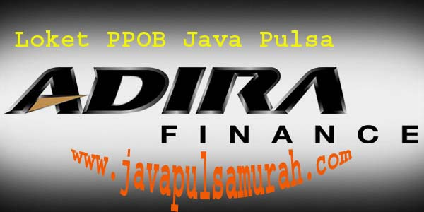 Loket PPOB Bayar Tagihan ADIRA Java Pulsa