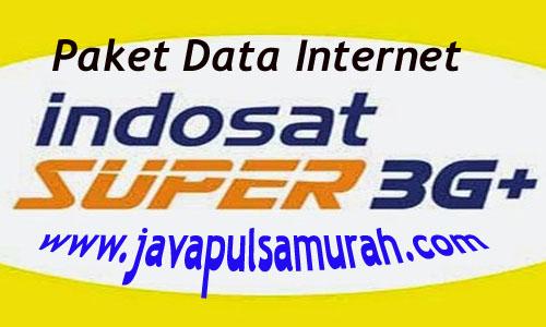 Pulsa Internet Paket Data Indosat Murah