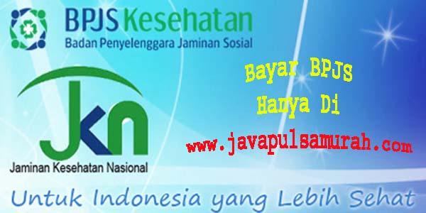 Cara Transaksi Pembayaran BPJS Di Java Pulsa