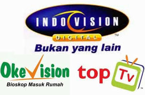 Indovision Okevision TopTv