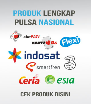 Harga Pulsa Murah Turun Harga Di Java Pulsa