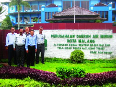 Loket PPOB Bayar Tagihan PDAM  Malang
