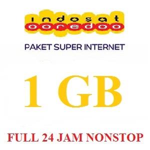 indosat 1 gb