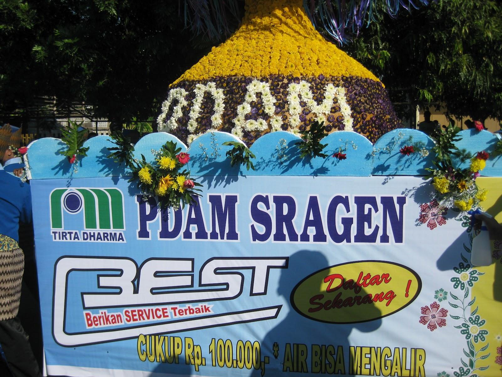 Loket PPOB Bayar Tagihan PDAM Sragen