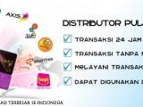 Java Pulsa Distributor Pulsa Termurah indonesia