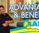 Loket PPOB Bayar Tagihan MAF Java Pulsa
