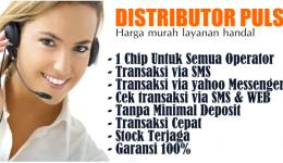 Java Pulsa Pusat Pulsa Murah Kalimantan Timur