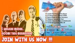 Pusat Grosir Pulsa Elektrik Termurah PPOB Java Pulsa