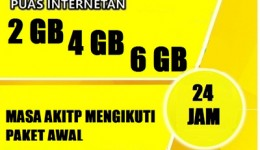 Paket Extra Kuota Indosat Murah Tersedia Di Java Pulsa